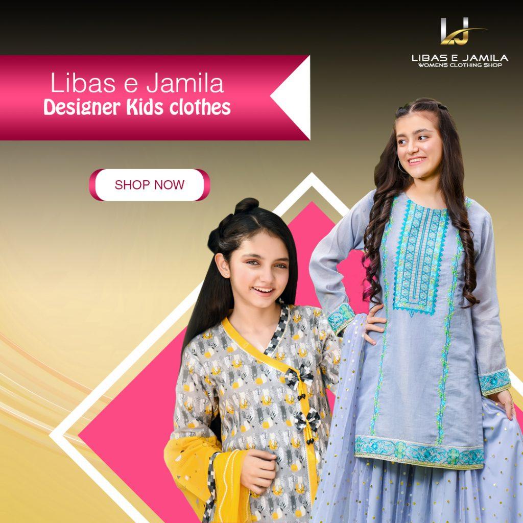 Pakistani-clothes-for-Kids